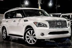 2014 Infiniti QX80  be still my ❤️