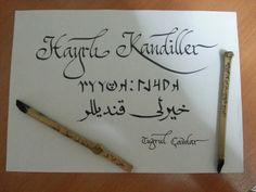 My Calligraphy albümünden fotoğraf - Google Fotoğraflar