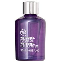 Huile de parfum WHITE MUSK de The Body Shop
