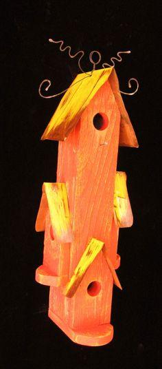 #birdhouse #condo