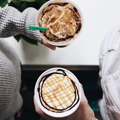 Could use a big cup of coffee right about now! 📷: Starbucks