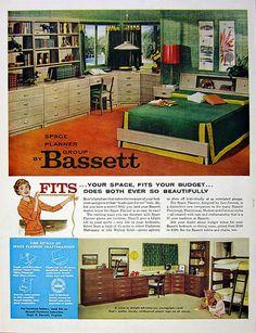 Bassett Space Planner group (1959)