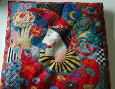 Finnish artist Anneli Airikka-Lammi - Google Search Marimekko, Textiles, Embroidery, Fabric, Artist, Painting, Design, Google Search, Tejido