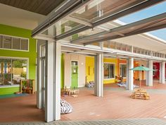 Mother Duck Child care centre in Brisbane designed from kid's perspective but uses grown up materials | Architecture And Design