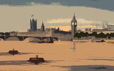 Westminster And Big Ben 2 ©Bill Holkham