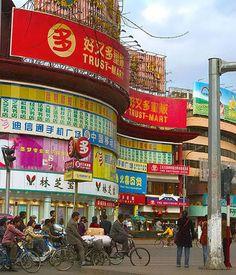 Kunming, Yunnan_ China