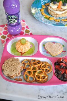 Fun Kids' Lunches
