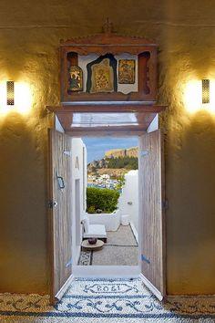 Lindos, Rhodes Islands, Greece cottage rental