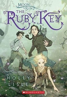 The Ruby Key by Holly Lisle SUCH A GREAT BOOK THIS NEEDS IT'S OWN FANDOM!!! Read it please you will love it!