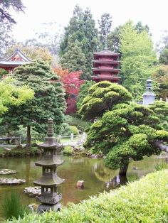 San Francisco Japanese Garden pic By Crystal Ardelean