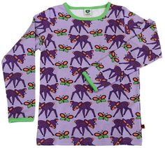 Adorable tee in purple with wonderful  bambi print. We are sure this tee will put a smile on your little girl's face! $39.95 from www.babygoesretro.com.au