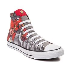 Converse Chuck Taylor All Star Hi Flash Sneaker