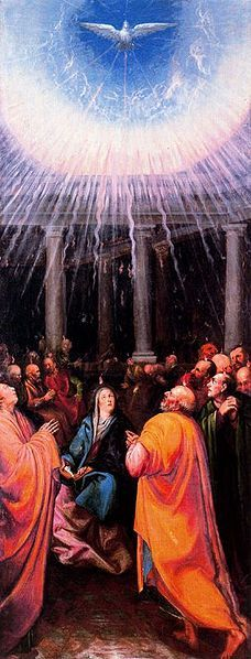 meaning pentecost day