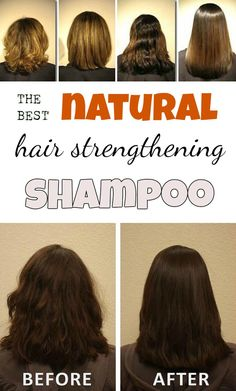 The best natural hair strengthening shampoo - WomenIdeas.net