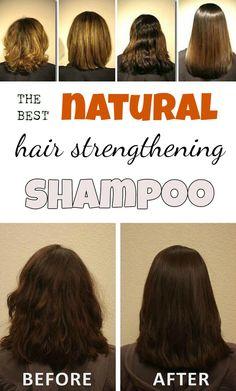 The best natural hair strengthening shampoo - WomenIdeas.net