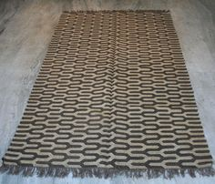 New Turkish Kilim Rug Tribal Rug Hand Woven Kelim Rug Reversible Floor mat  #Turkish