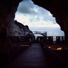 #grottadeglidei #cave #archeology #gargano #manaccora #apulia www.turismopeschici.it