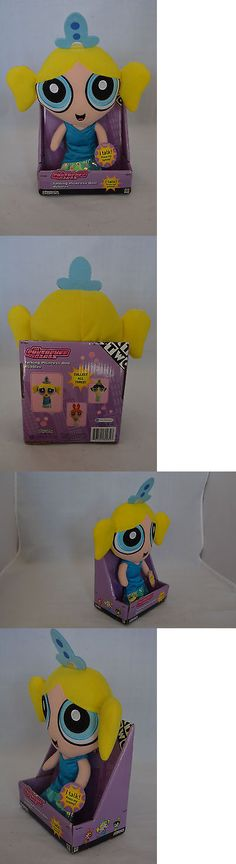 Powerpuff Girls 12523: Powerpuff Girls Talking Princess Bubbles Plush -> BUY IT NOW ONLY: $79.99 on eBay!