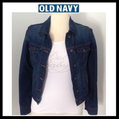 OLD NAVY Denim Jacket OLD NAVY Denim Jacket. Excellent condition. Old Navy Jackets & Coats Jean Jackets
