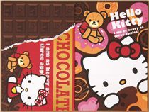 Hello Kitty Letter Set with donuts from Japan - Letter Sets - Stationery