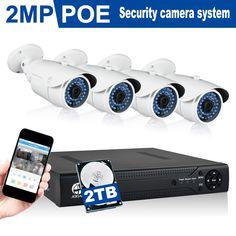 #CCTVCameraSystem41080P Uk Deals, Security Solutions, Consumer Reports, Ip Camera, Security Camera, Hdd, Binoculars, Coding, Backup Camera