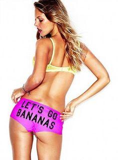Shop for PINK Cotton Picot Trim Boyshort Panty by Victoria's Secret at ShopStyle. Cute Underwear, Pink Summer, Summer Time, Cute Bras, Victoria Secret Angels, Pink Outfits, Boy Shorts, Get Dressed, Victoria's Secret Pink