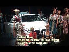 Fashion Show Schatzi Meets BMW (2er Gran Tourer) @ BMW Welt