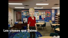 """This is """"Les choses que j'aime"""" by Sylvia Duckworth on Vimeo, the home for high quality videos and the people who love them. French Teaching Resources, Teaching French, Like In French, French Stuff, French Songs, Core French, French Classroom, French Teacher, French Immersion"""