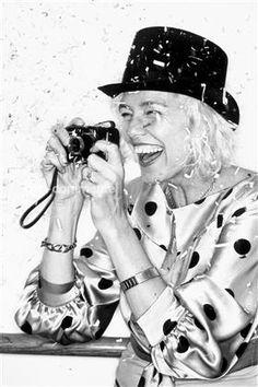 Ellen Von Unwerth herself.