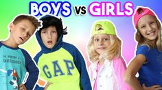 Sleepover GIRLS vs BOYS - WATCH VIDEO HERE -> http://philippinesonline.info/trending-video/sleepover-girls-vs-boys/   Girls vs Boys Sleepover Party. Girls had a dance party, watched movies, painted their nails and made tons of selfies. Boys played and watched games ALL NIGHT LONG. Which sleepover was more fun? Subscribe for more cool videos!  Welcome to SIS vs BRO! This is where Karina and Ronald join forces...