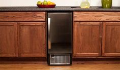 Built-In appliances that replace trash compactor