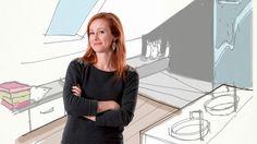 SOS Sophie: une salle de bains sous les combles Attic Bathroom, Bathrooms, Bathroom Styling, Home Deco, Interior Styling, Styles, Design, Plus Populaire, Images