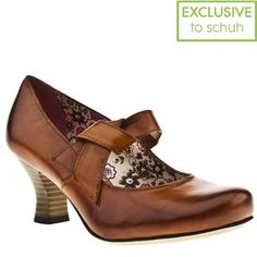 Oooh I LOVE the colour! Women's Tan Hush Puppies Hp Philippa at Schuh