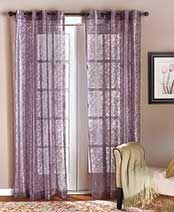 Modern Lace Window Curtain