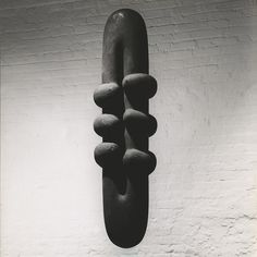 The Eames Office celebrates the work of Eames friends Isamu Noguchi, 'The Self,' 1956. Iron. Noguchi was awarded the Logan Medal for this sculpture at the 63rd American Exhibition of Painting