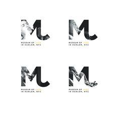 Kasia Dybek – Flexible identity for Museum of Jazz exhibition