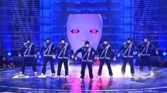 Jabbawockeez - America's Best Dance Crew Champions, via YouTube.