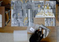 Silvia Makita,  Giorgio Upiglio Atelier