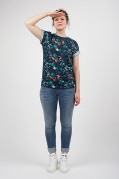 Jungle print by dedicated, available at loveco-shop.de