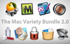 Get 9 Top Mac Apps Including RapidWeaver 5 That Will Enhance Any Mac For Only $45! - The Mac Variety Bundle 2.0 (91% off)