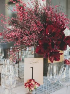 23 Ways to Work Pantone's Color of the Year into Your Wedding via Brit + Co.
