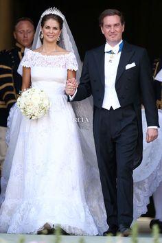 Princess Madeleine x Christopher O'Neill