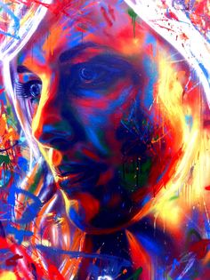 "David Walker - Inauguration ""pressure"" galerie Math Goth (Paris) - Steffani - 01/06/2013"