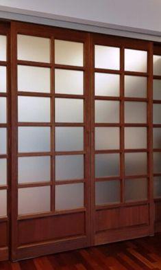 usi culisante Meranti (2) Room Divider, Wooden Sliding Doors, Dinning, Decor, Furniture, Wooden, Doors, Home Decor, Room