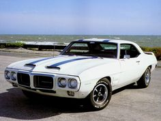 1969  Pontiac Firebird Trans-Am.