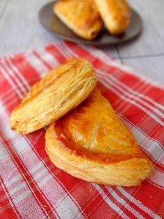 Chaussons aux pommes (CAP pâtisserie)