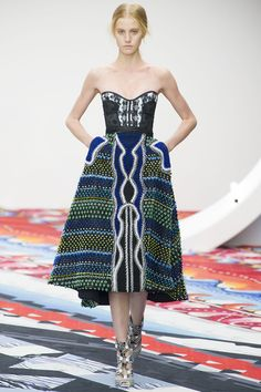 Peter Pilotto | Spring 2013 Ready-to-Wear Collection | Style.com
