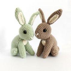 Ravelry: Purchase Hopscotch Bunny pattern by Irene Strange