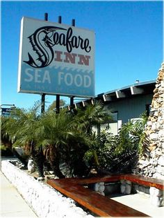 seafare inn, whittier -- often an after church stop!