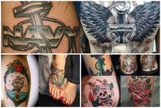 40 Anchor Tattoo Meaning And Designs